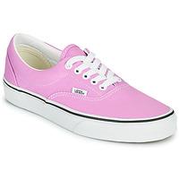 鞋子 女士 球鞋基本款 Vans 范斯 ERA 淡紫色