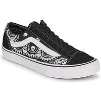 鞋子 球鞋基本款 Vans 范斯 STYLE 36 黑色 / 白色