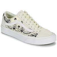 鞋子 球鞋基本款 Vans 范斯 STYLE 36 米色 / 黑色