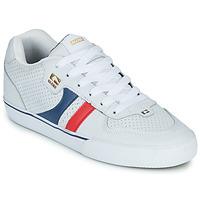 鞋子 男士 球鞋基本款 Globe ENCORE-2 白色 / 蓝色 / 红色