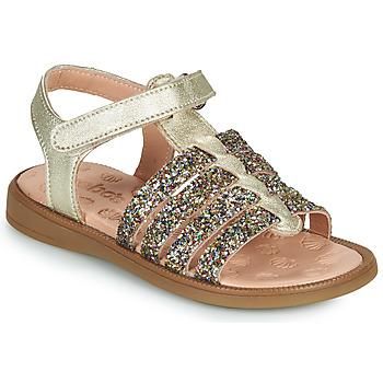 鞋子 女孩 凉鞋 Acebo's 5498GE-PLATINO-J 金色