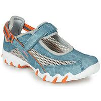 鞋子 女士 运动凉鞋 Allrounder by Mephisto NIRO 蓝色