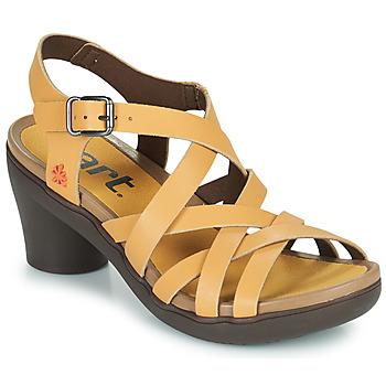 鞋子 女士 凉鞋 Art ALFAMA 米色
