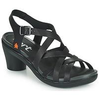 鞋子 女士 凉鞋 Art ALFAMA 黑色