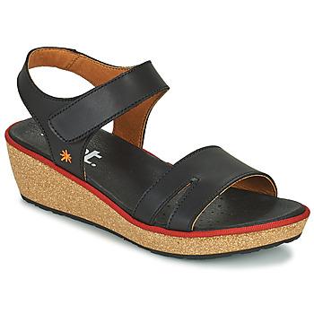 鞋子 女士 凉鞋 Art CAPRI 黑色