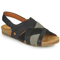 鞋子 女士 凉鞋 Art CRETA 黑色