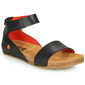 鞋子 女士 凉鞋 Art CRETA 黑色 / 红色