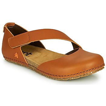 鞋子 女士 平底鞋 Art CRETA 棕色