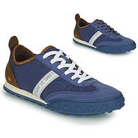 鞋子 男士 球鞋基本款 Art CROSS SKY 蓝色 / 棕色