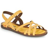 鞋子 女士 凉鞋 Art LARISSA 黄色