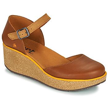 鞋子 女士 休闲凉拖/沙滩鞋 Art PARMA 棕色