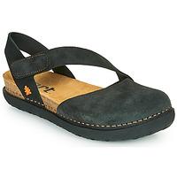 鞋子 女士 平底鞋 Art RHODES 黑色