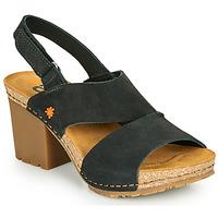 鞋子 女士 凉鞋 Art SOHO 黑色
