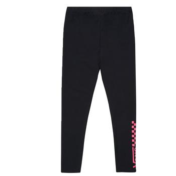 衣服 女孩 紧身裤 Vans 范斯 CHALKBOARD LEGGING 黑色