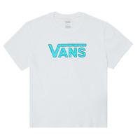 衣服 女孩 短袖体恤 Vans 范斯 ECOLOGY 白色