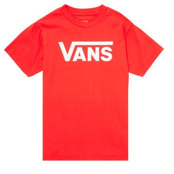 衣服 儿童 短袖体恤 Vans 范斯 VANS CLASSIC TEE 黑色