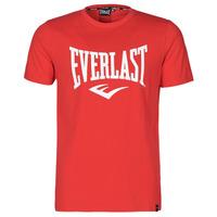 衣服 男士 短袖体恤 Everlast EVL- BASIC TEE-RUSSEL 红色