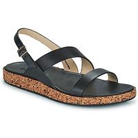鞋子 女士 凉鞋 Neosens TARDANA 黑色