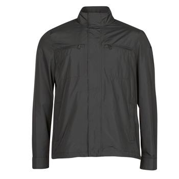 衣服 男士 夹克 Geox 健乐士 JHARROD 黑色