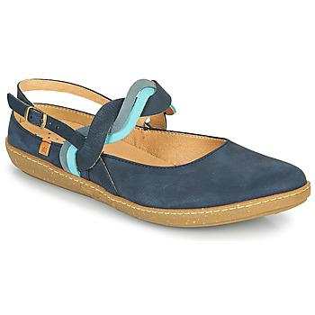 鞋子 女士 平底鞋 El Naturalista CORAL 海蓝色