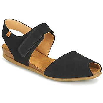 鞋子 女士 凉鞋 El Naturalista STELLA 黑色