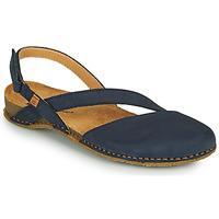 鞋子 女士 凉鞋 El Naturalista PANGLAO 蓝色
