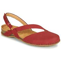 鞋子 女士 凉鞋 El Naturalista PANGLAO 红色
