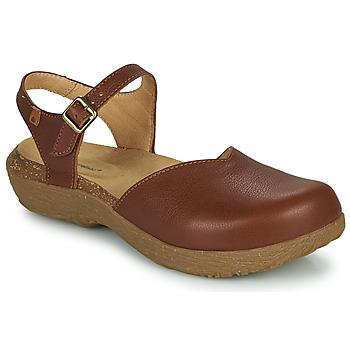 鞋子 女士 凉鞋 El Naturalista WAKATIWAI 棕色