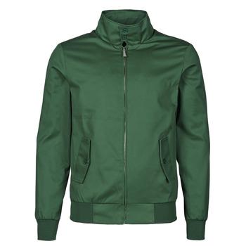 衣服 男士 夹克 Harrington HARRINGTON PAULO 绿色