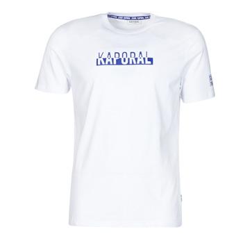 衣服 男士 短袖体恤 Kaporal DINO 白色