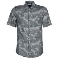 衣服 男士 短袖衬衫 Kaporal SID 海蓝色