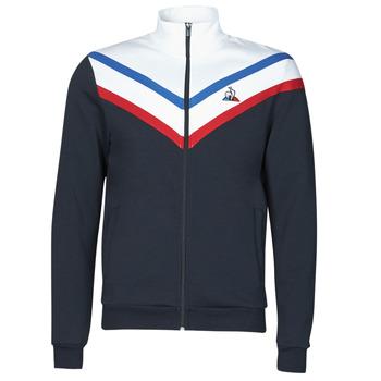 衣服 男士 运动款外套 Le Coq Sportif 乐卡克 TRI FZ N°1 M 海蓝色