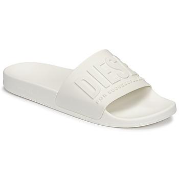 鞋子 男士 拖鞋 Diesel 迪赛尔 CLAIROMNI 白色