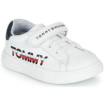 鞋子 儿童 球鞋基本款 Tommy Hilfiger MARILO 白色