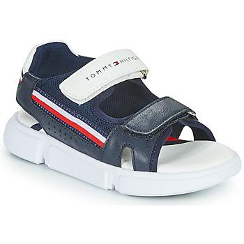 鞋子 儿童 凉鞋 Tommy Hilfiger TIFFOU 蓝色