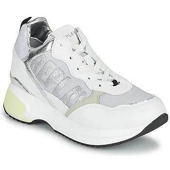 鞋子 女士 球鞋基本款 Replay COMET 白色