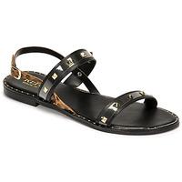 鞋子 女士 凉鞋 Replay NAIROBI 黑色