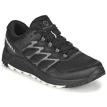 鞋子 男士 多项运动 Merrell 迈乐 WILDWOOD GTX 黑色