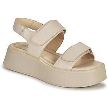 鞋子 女士 凉鞋 Vagabond COURTNEY 米色