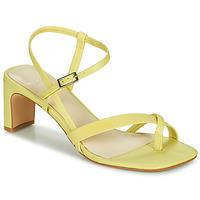 鞋子 女士 凉鞋 Vagabond LUISA 黄色