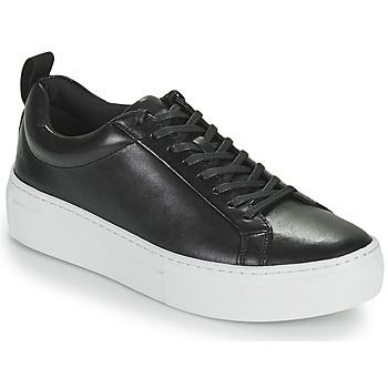 鞋子 女士 球鞋基本款 Vagabond ZOE PLATFORM 黑色
