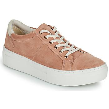 鞋子 女士 球鞋基本款 Vagabond ZOE PLATFORM 玫瑰色