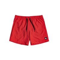 衣服 男孩 男士泳裤 Quiksilver 极速骑板 EVERYDAY VOLLEY 红色