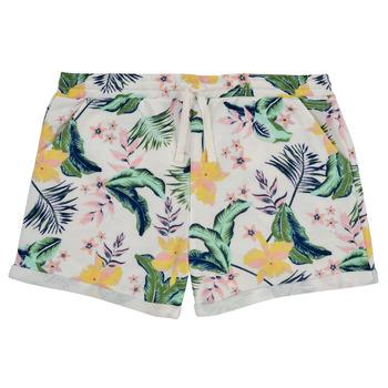 衣服 女孩 短裤&百慕大短裤 Roxy 罗克西 WE CHOOSE 多彩