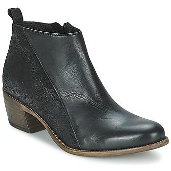 鞋子 女士 短筒靴 Betty London INTRO 黑色