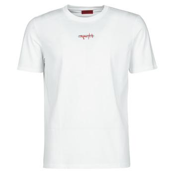 衣服 男士 短袖体恤 HUGO - Hugo Boss DURNED 白色