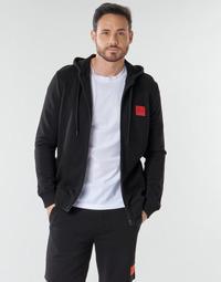 衣服 男士 卫衣 HUGO - Hugo Boss DAPLE 黑色