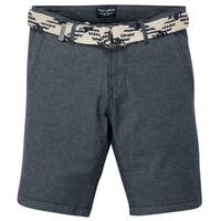 衣服 男孩 短裤&百慕大短裤 Teddy Smith 泰迪 史密斯 STATON CHINO 海蓝色
