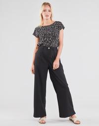 衣服 女士 女士阔腿裤/灯笼裤 Molly Bracken EF1424P21 黑色