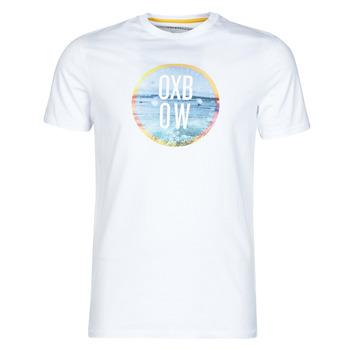 衣服 男士 短袖体恤 Oxbow N1TERO 白色
